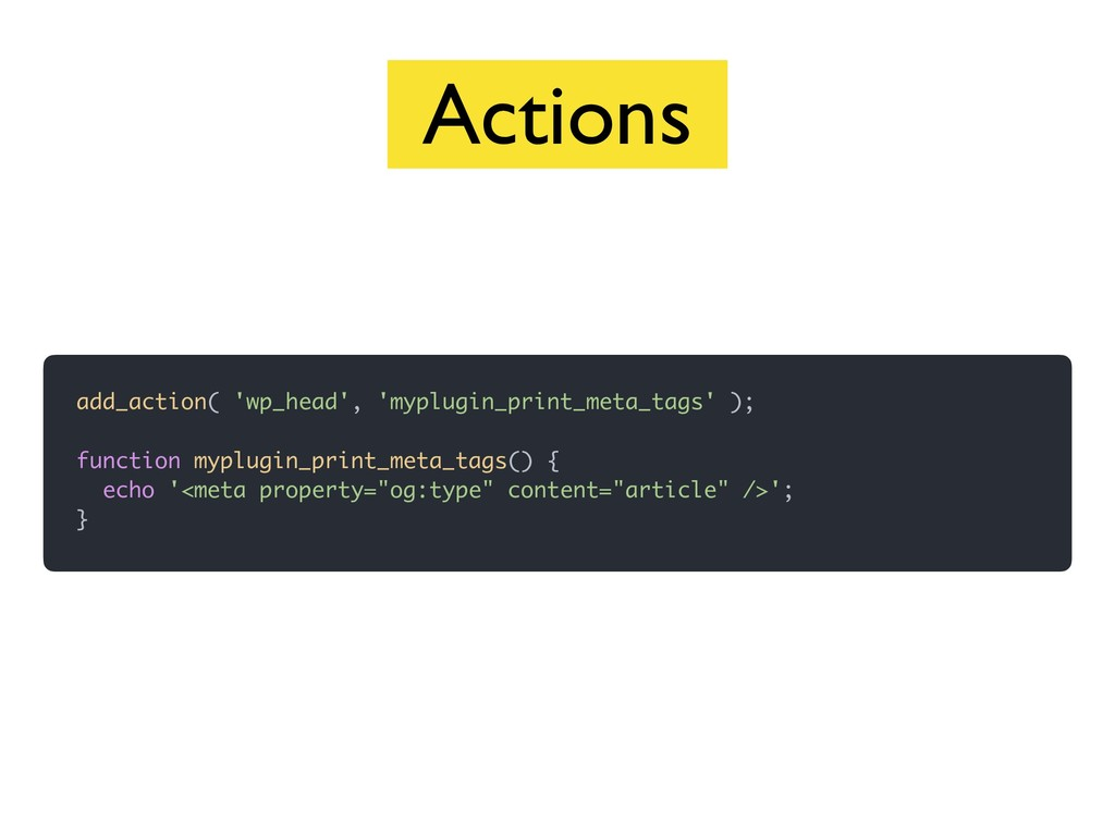 add_action( 'wp_head', 'myplugin_print_meta_tag...