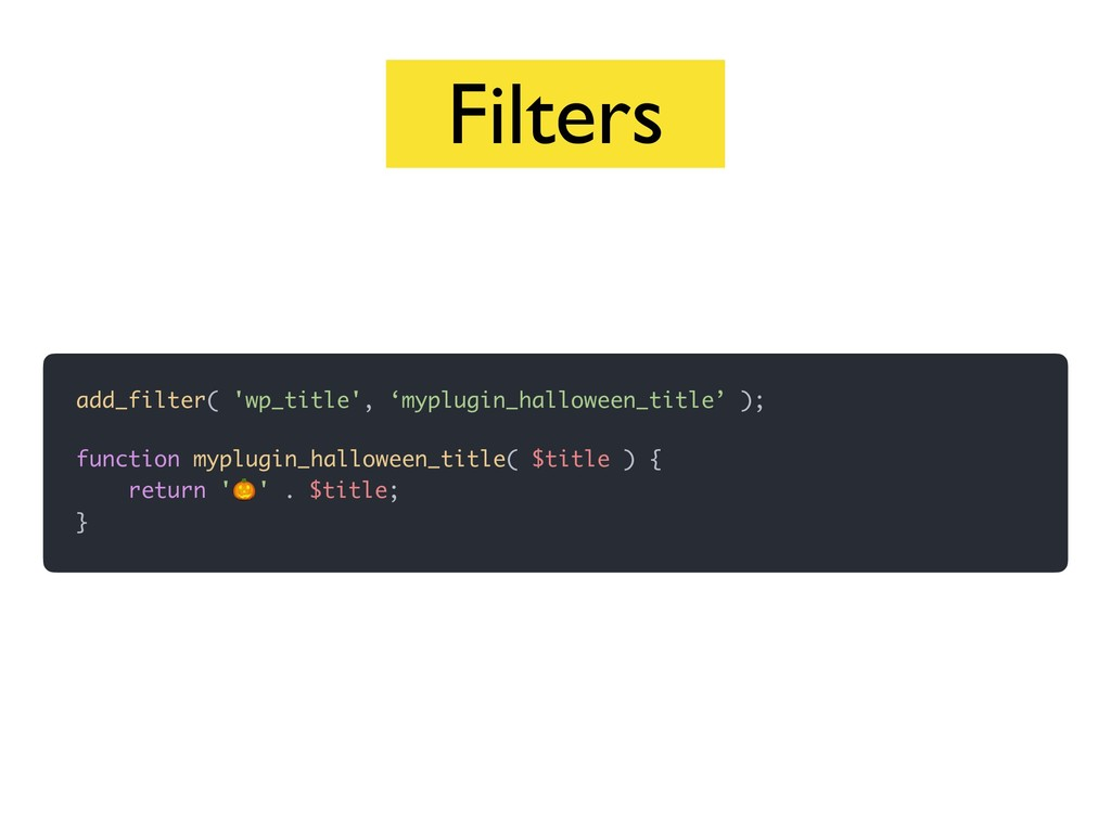 add_filter( 'wp_title', 'myplugin_halloween_tit...