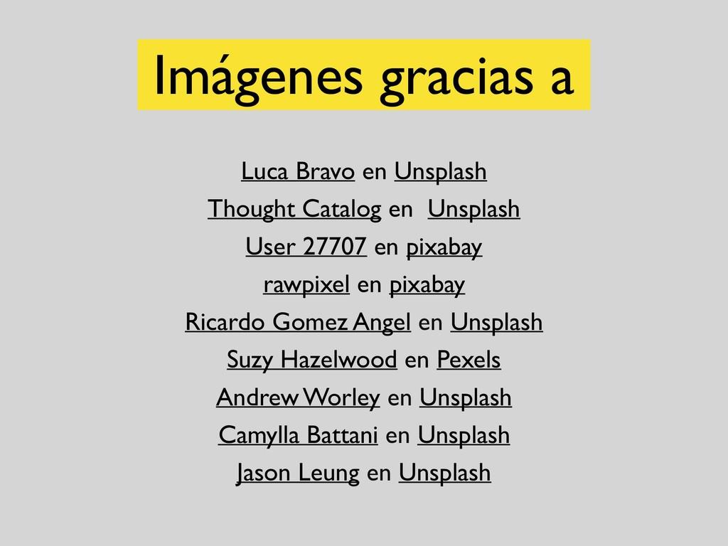 Luca Bravo en Unsplash Thought Catalog en Unspl...