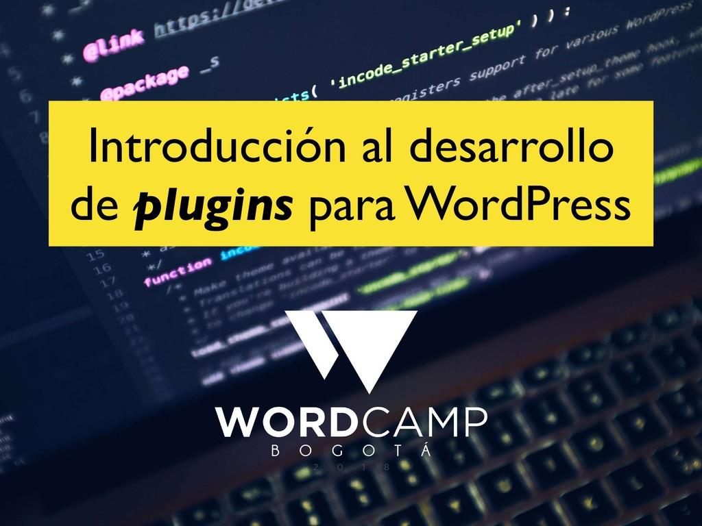 Introducción al desarrollo de plugins para Word...