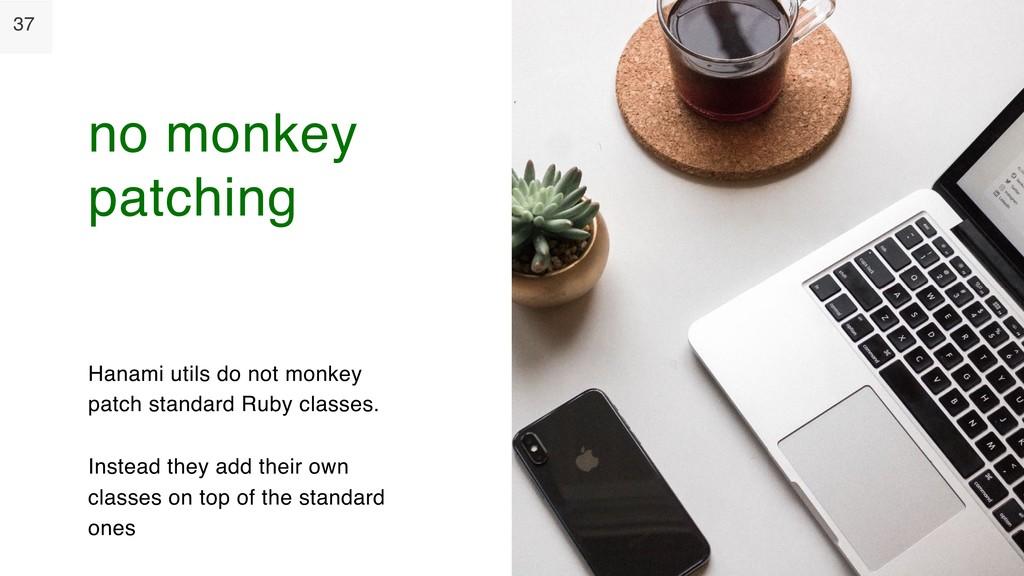 37 Hanami utils do not monkey patch standard Ru...