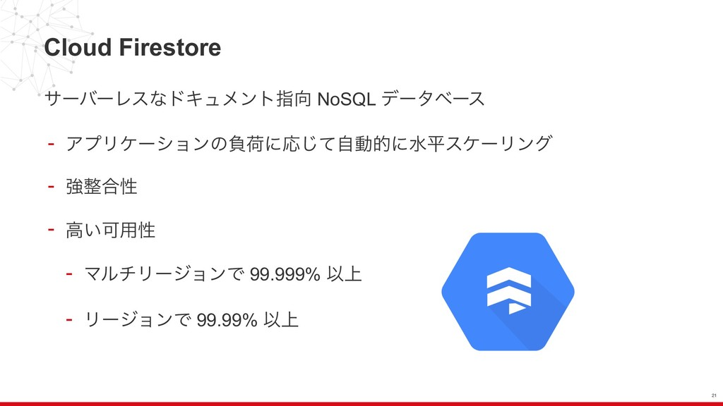 Cloud Firestore αʔόʔϨεͳυΩϡϝϯτࢦ NoSQL σʔλϕʔε - ...