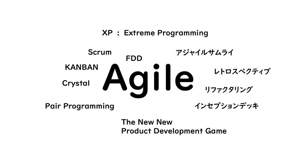 Agile XP : Extreme Programming アジャイルサムライ Scrum ...