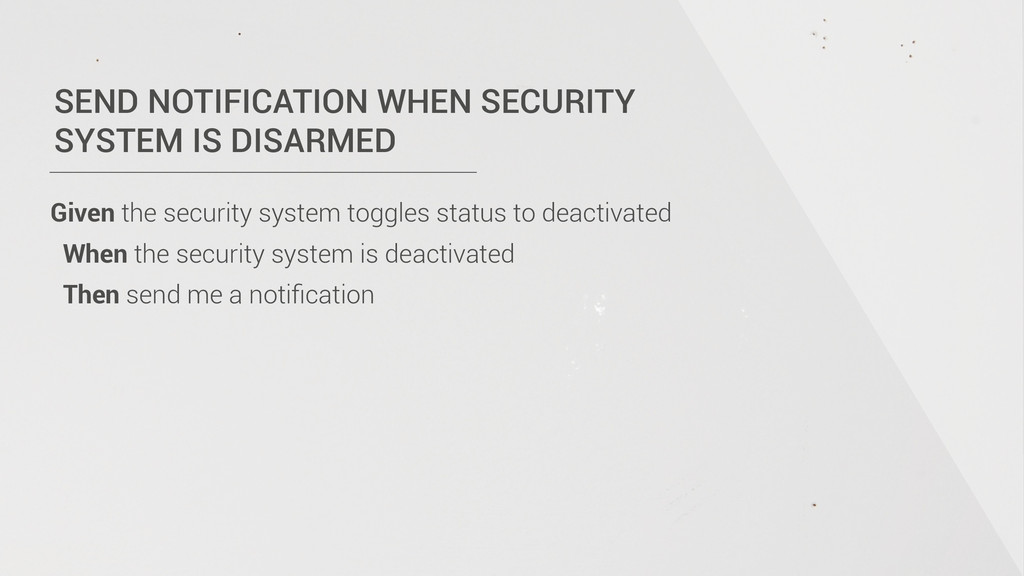 SEND NOTIFICATION WHEN SECURITY  SYSTEM IS DIS...
