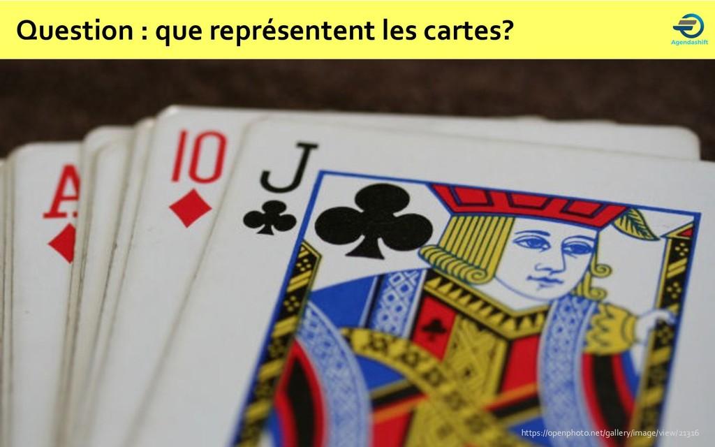 Question : que représentent les cartes? https:/...