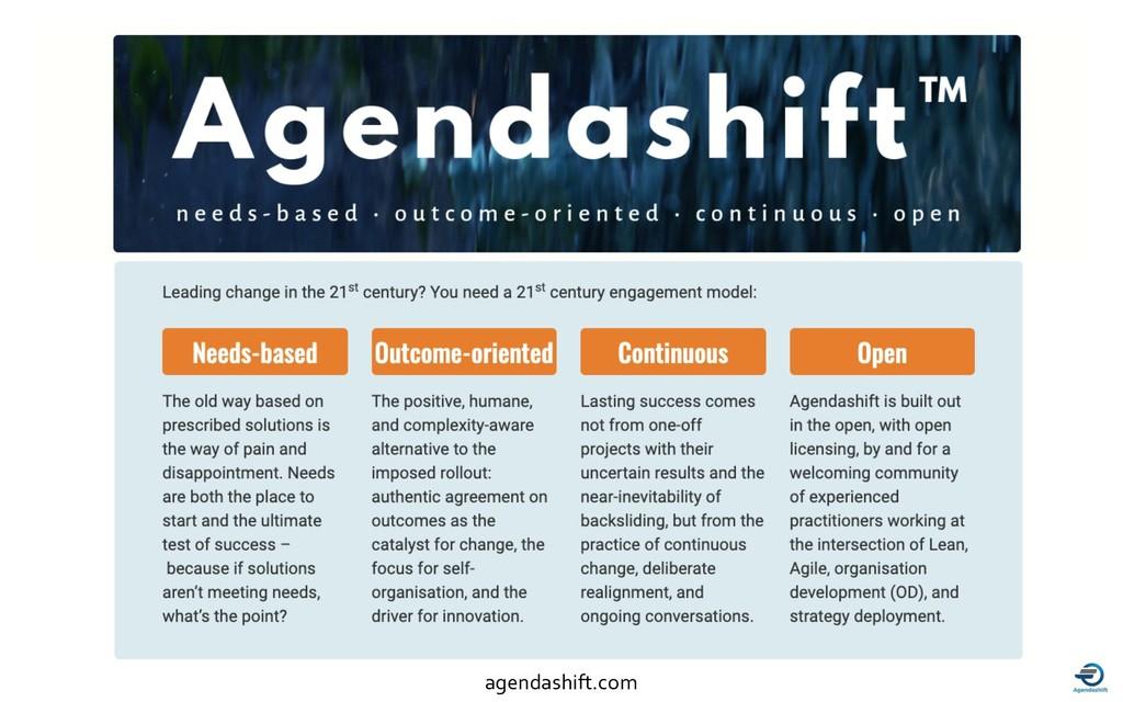 agendashift.com