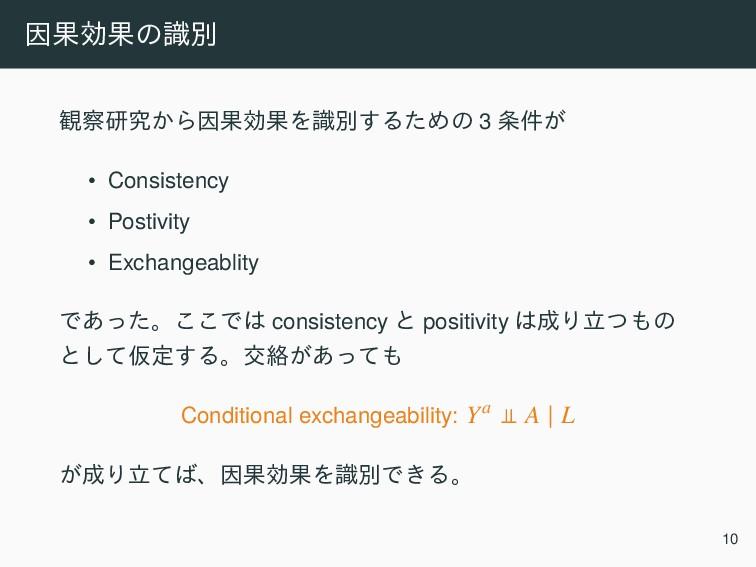 ҼՌޮՌͷࣝผ ؍ݚڀ͔ΒҼՌޮՌΛࣝผ͢ΔͨΊͷ 3 ͕݅ • Consistency ...