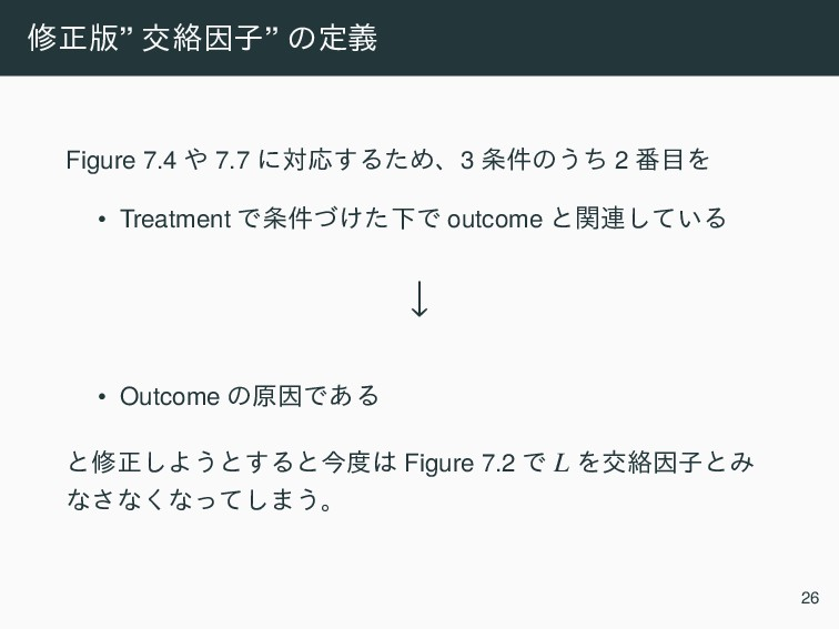 "मਖ਼൛"" ަབྷҼࢠ"" ͷఆٛ Figure 7.4  7.7 ʹରԠ͢ΔͨΊɺ3 ݅ͷ͏ͪ..."