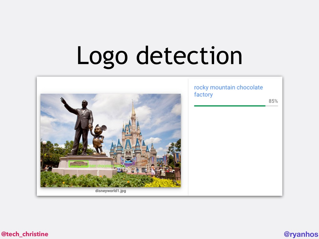 @tech_christine @ryanhos Logo detection