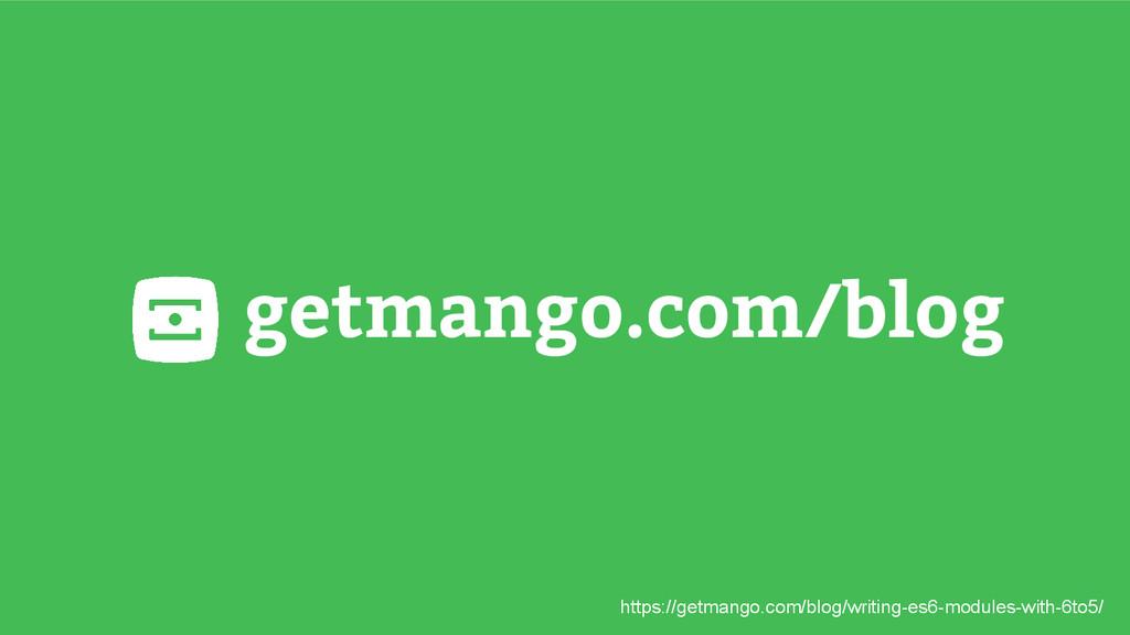 getmango.com/blog https://getmango.com/blog/wri...