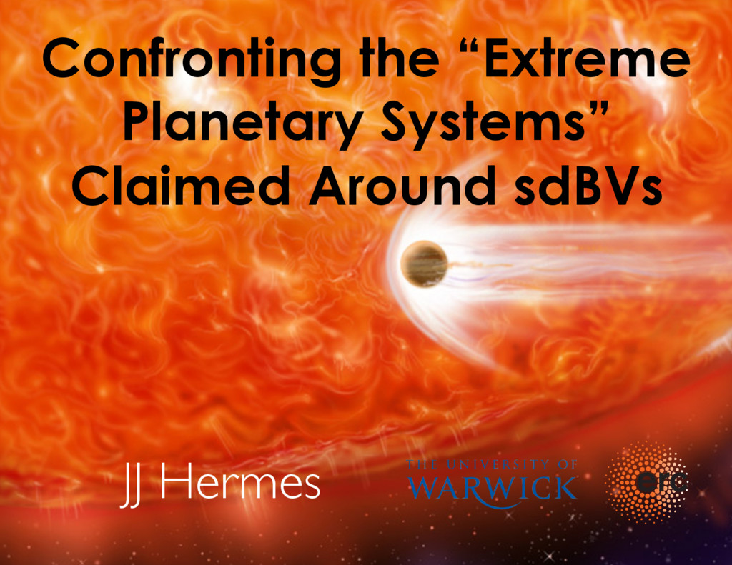"Confronting the ""Extreme Planetary Systems"" Cla..."