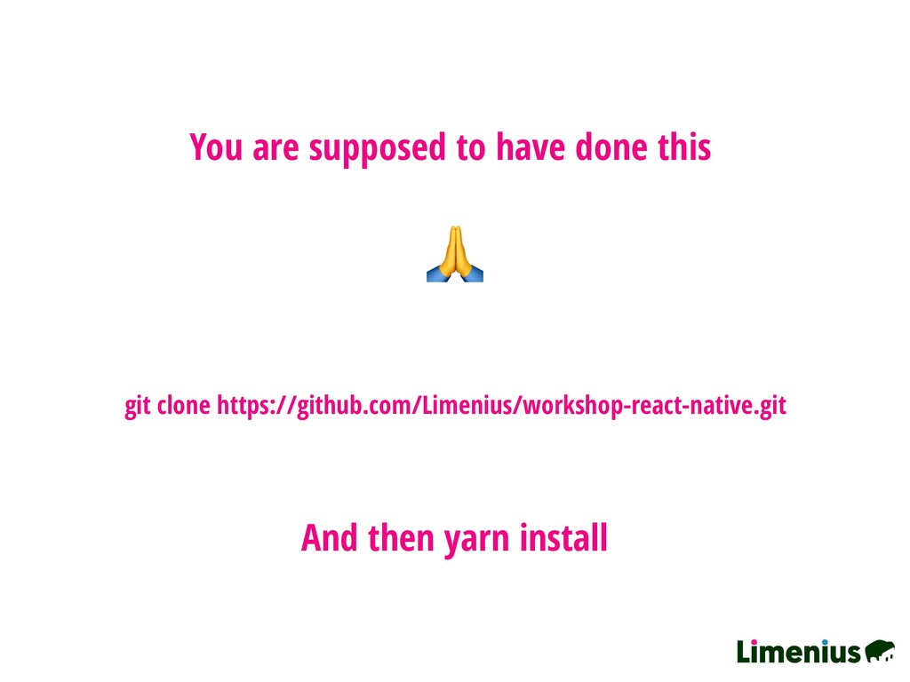 git clone https://github.com/Limenius/workshop-...