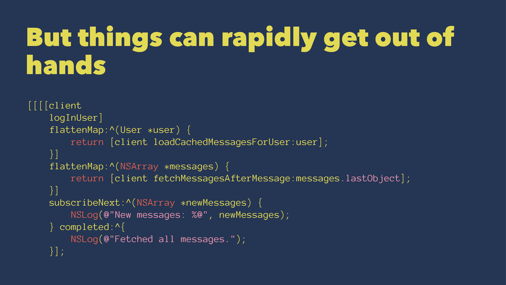 But things can rapidly get out of hands [[[[cli...