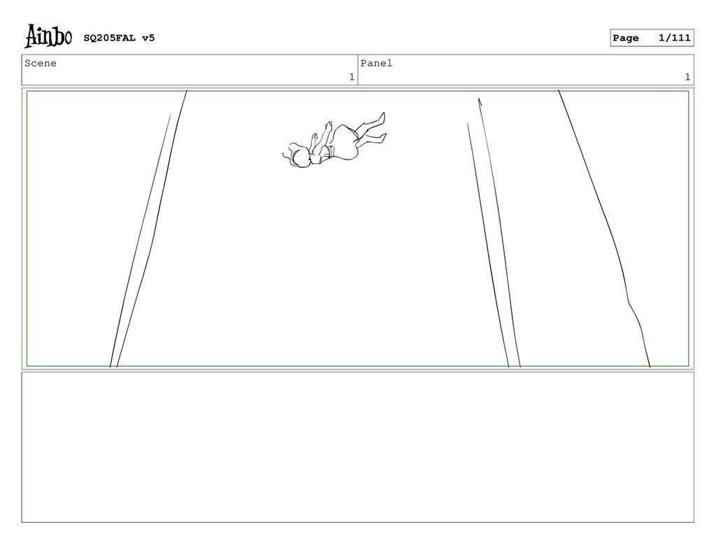 Scene 1 Panel 1 SQ205FAL v5 Page 1/111