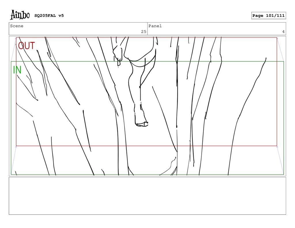 Scene 25 Panel 4 SQ205FAL v5 Page 101/111