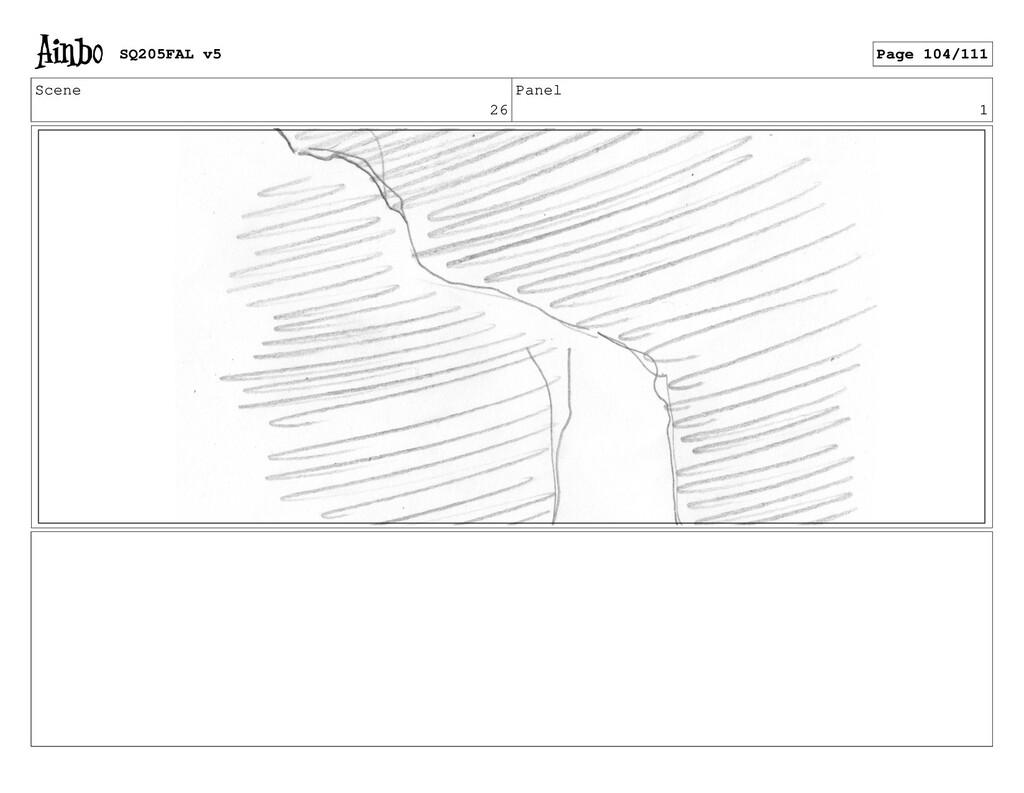 Scene 26 Panel 1 SQ205FAL v5 Page 104/111