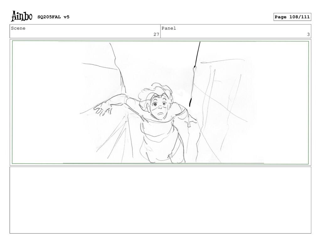Scene 27 Panel 3 SQ205FAL v5 Page 108/111