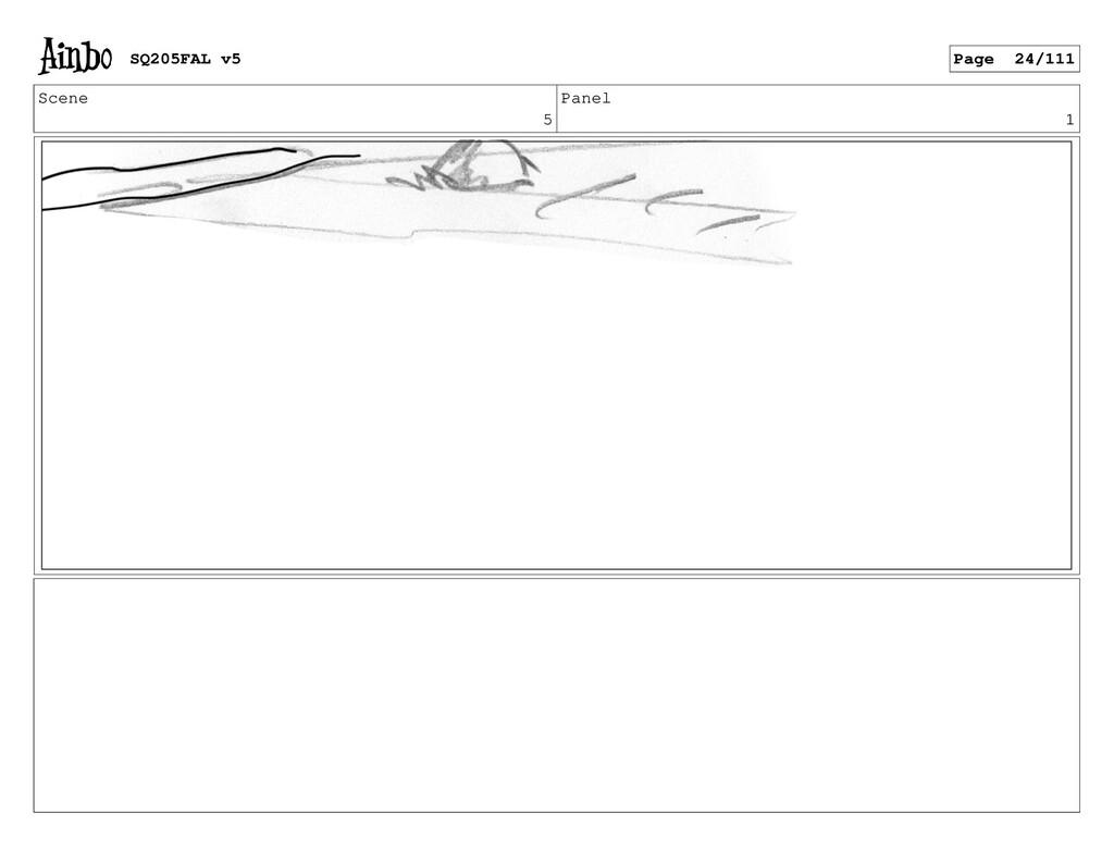 Scene 5 Panel 1 SQ205FAL v5 Page 24/111