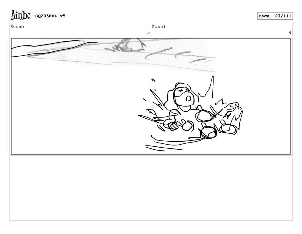 Scene 5 Panel 4 SQ205FAL v5 Page 27/111