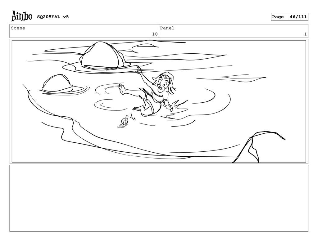 Scene 10 Panel 1 SQ205FAL v5 Page 46/111