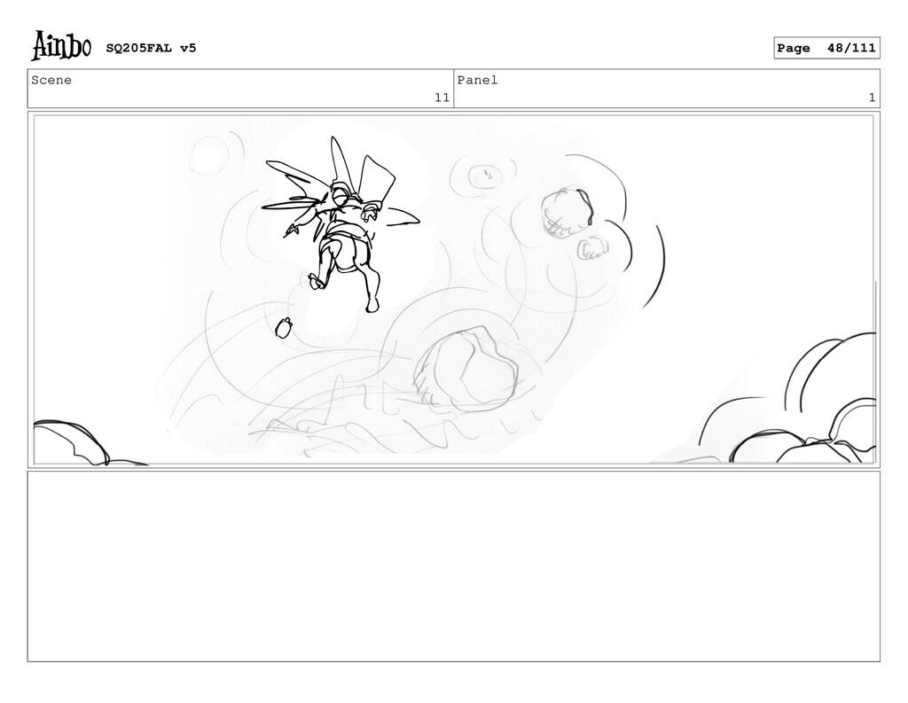 Scene 11 Panel 1 SQ205FAL v5 Page 48/111