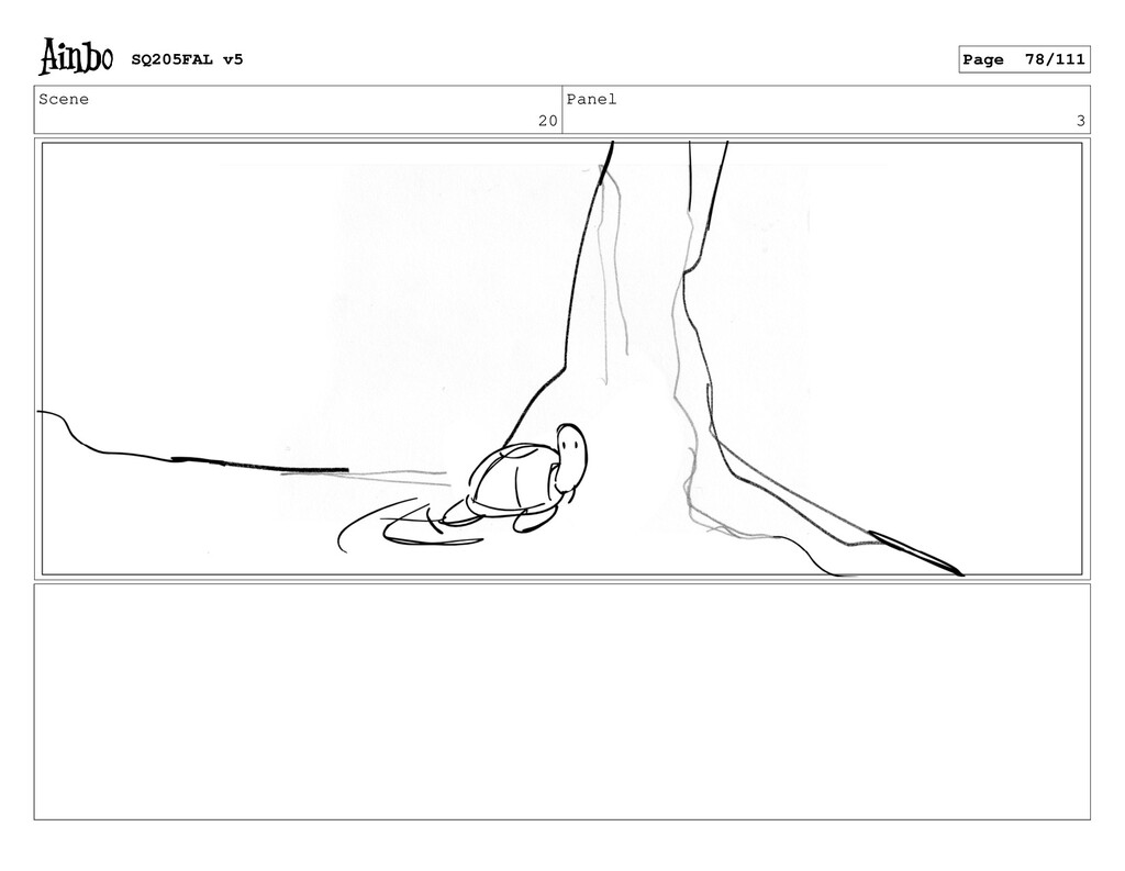 Scene 20 Panel 3 SQ205FAL v5 Page 78/111