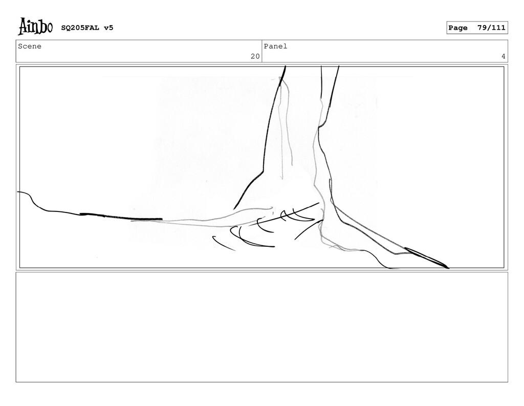 Scene 20 Panel 4 SQ205FAL v5 Page 79/111