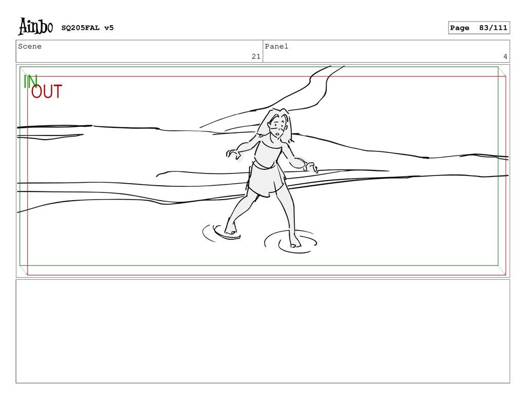 Scene 21 Panel 4 SQ205FAL v5 Page 83/111