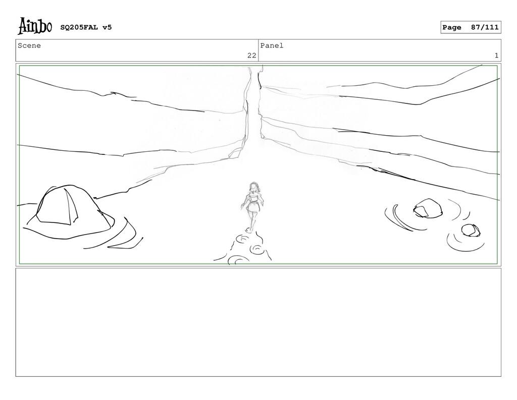 Scene 22 Panel 1 SQ205FAL v5 Page 87/111