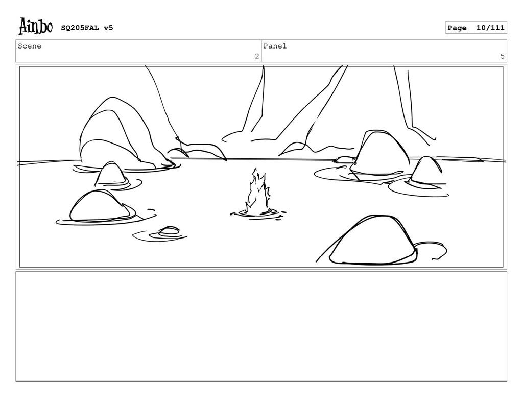 Scene 2 Panel 5 SQ205FAL v5 Page 10/111