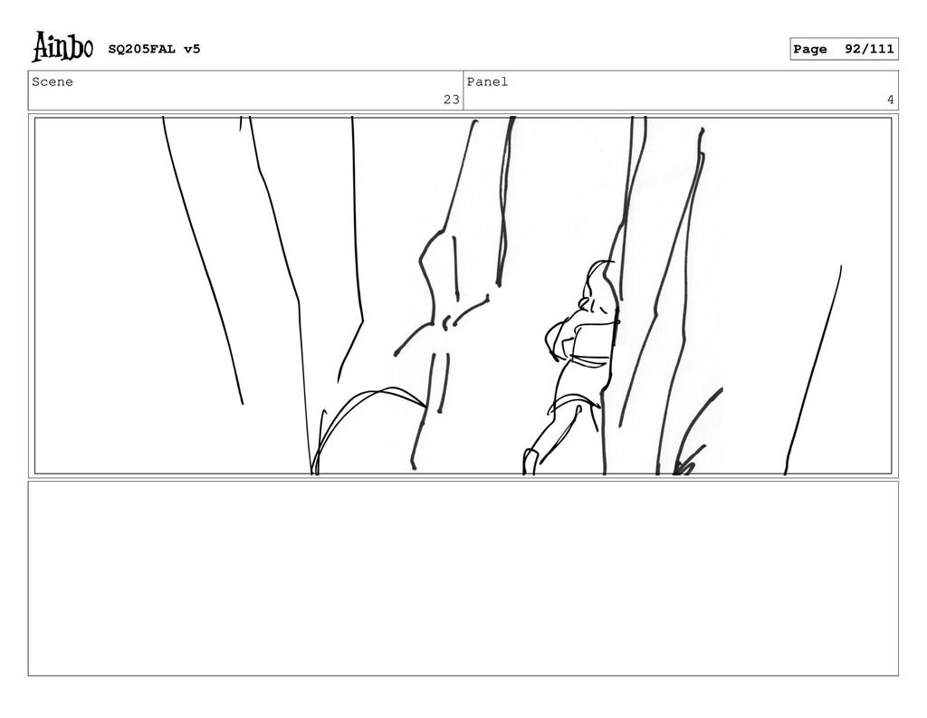 Scene 23 Panel 4 SQ205FAL v5 Page 92/111