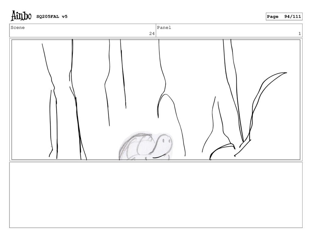 Scene 24 Panel 1 SQ205FAL v5 Page 94/111