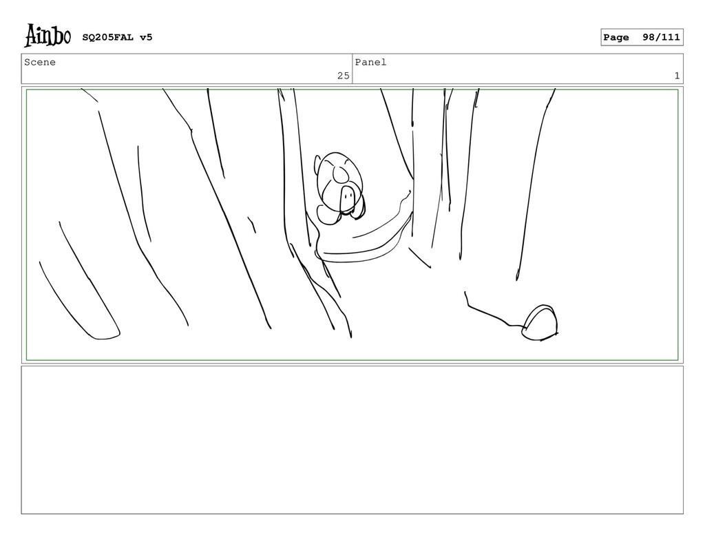 Scene 25 Panel 1 SQ205FAL v5 Page 98/111