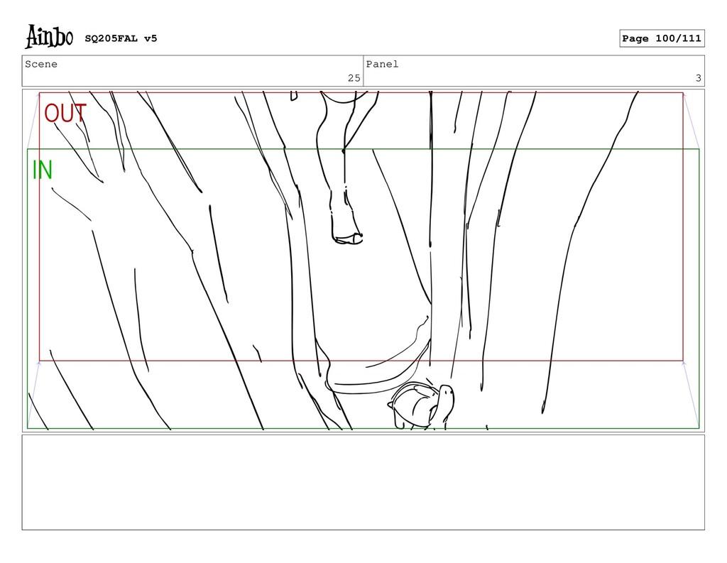 Scene 25 Panel 3 SQ205FAL v5 Page 100/111