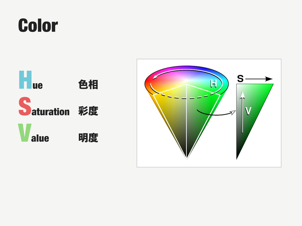 Color Hue Saturation Value ৭૬ ࠼ ໌