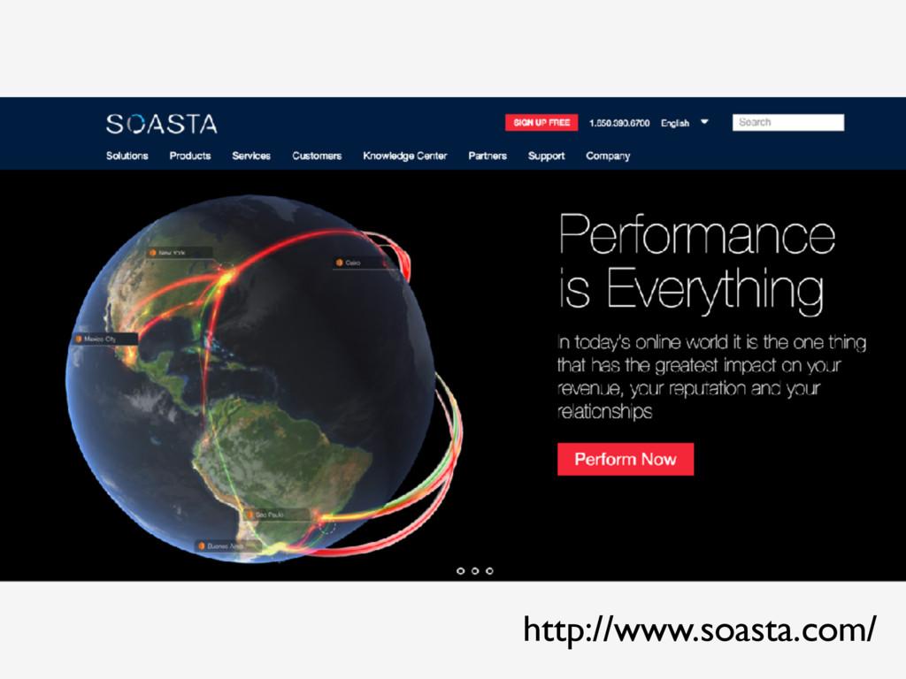 http://www.soasta.com/