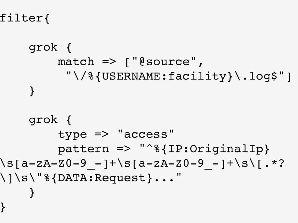 """filter{ grok { match => [""""@source"""", """"\/%{USERNA..."""