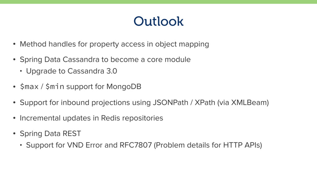 Outlook • Method handles for property access in...