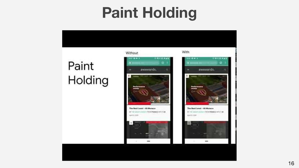 Paint Holding 16