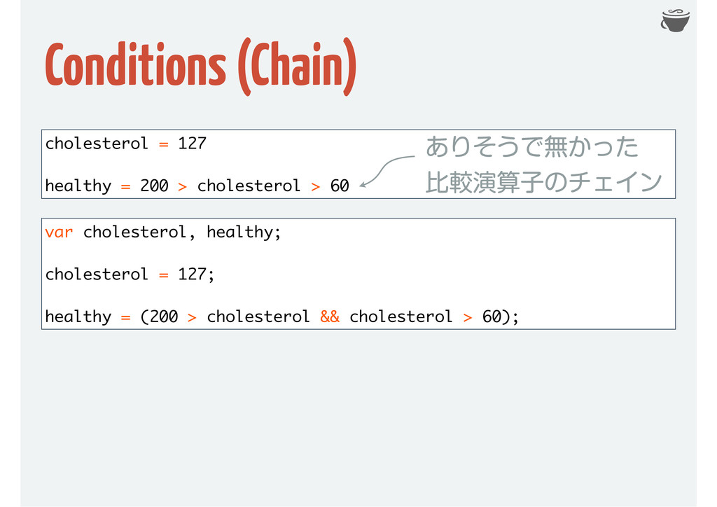 Conditions (Chain) cholesterol = 127 healthy = ...