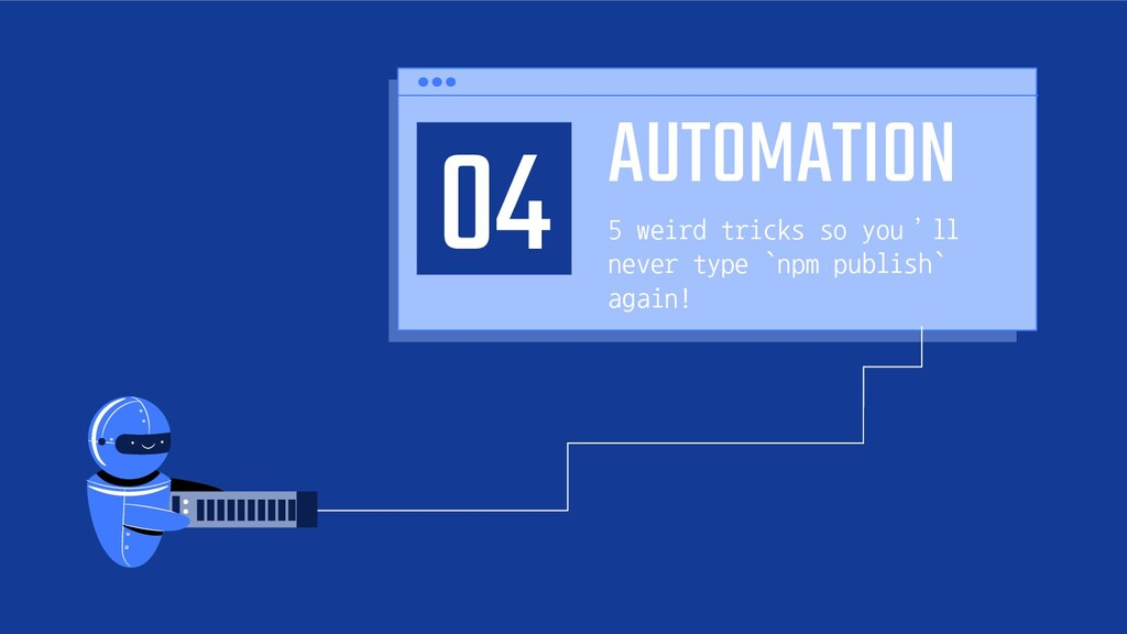 04 AUTOMATION 5 weird tricks so you'll never ty...