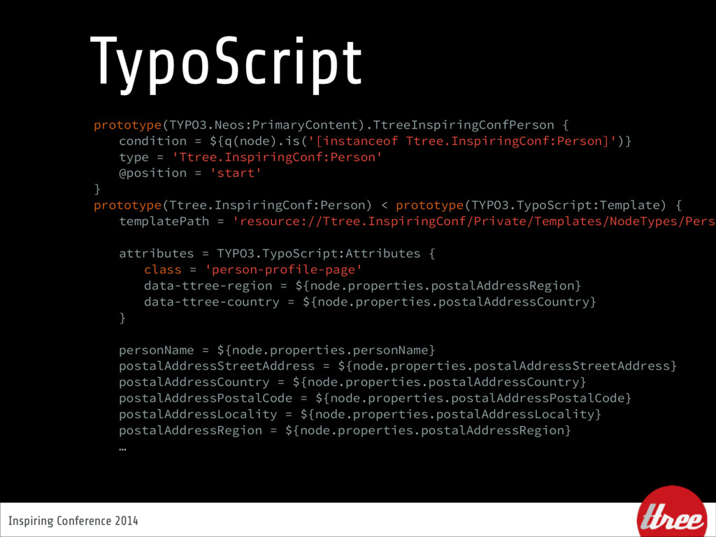 Inspiring Conference 2014 TypoScript prototype(...