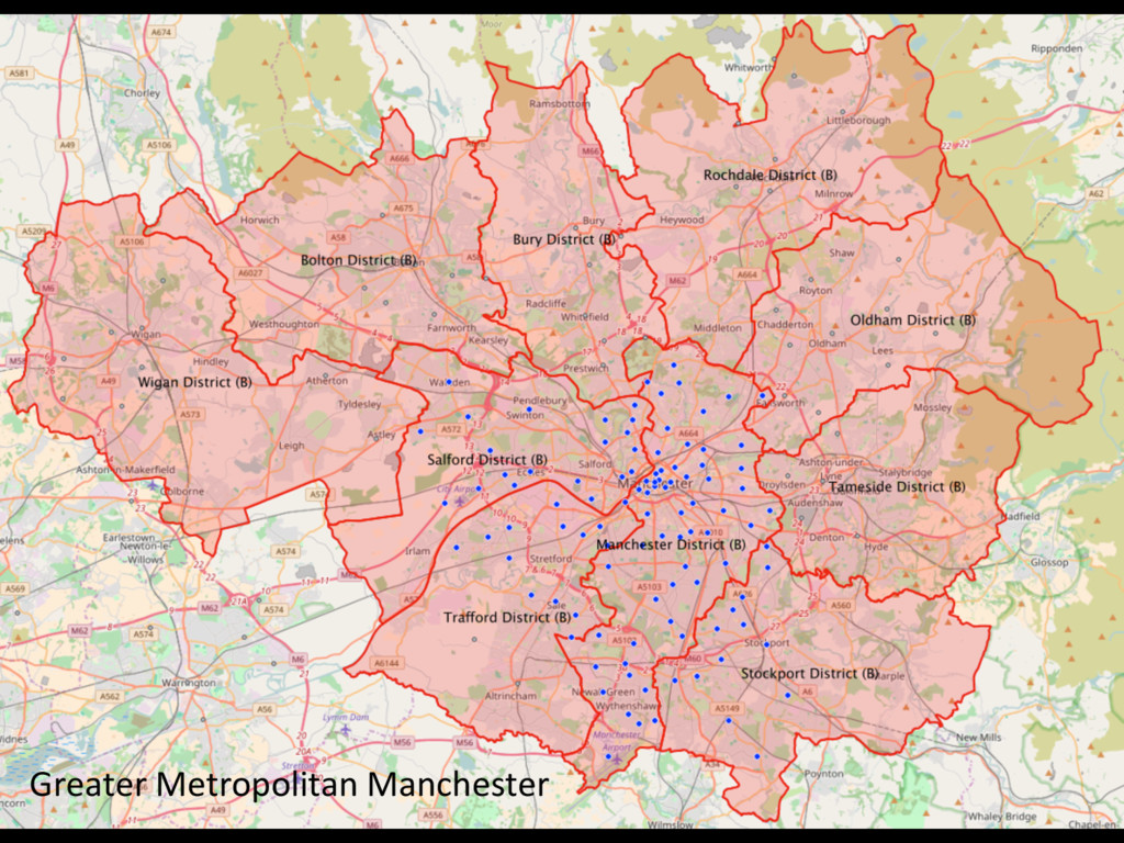 Greater Metropolitan Manchester