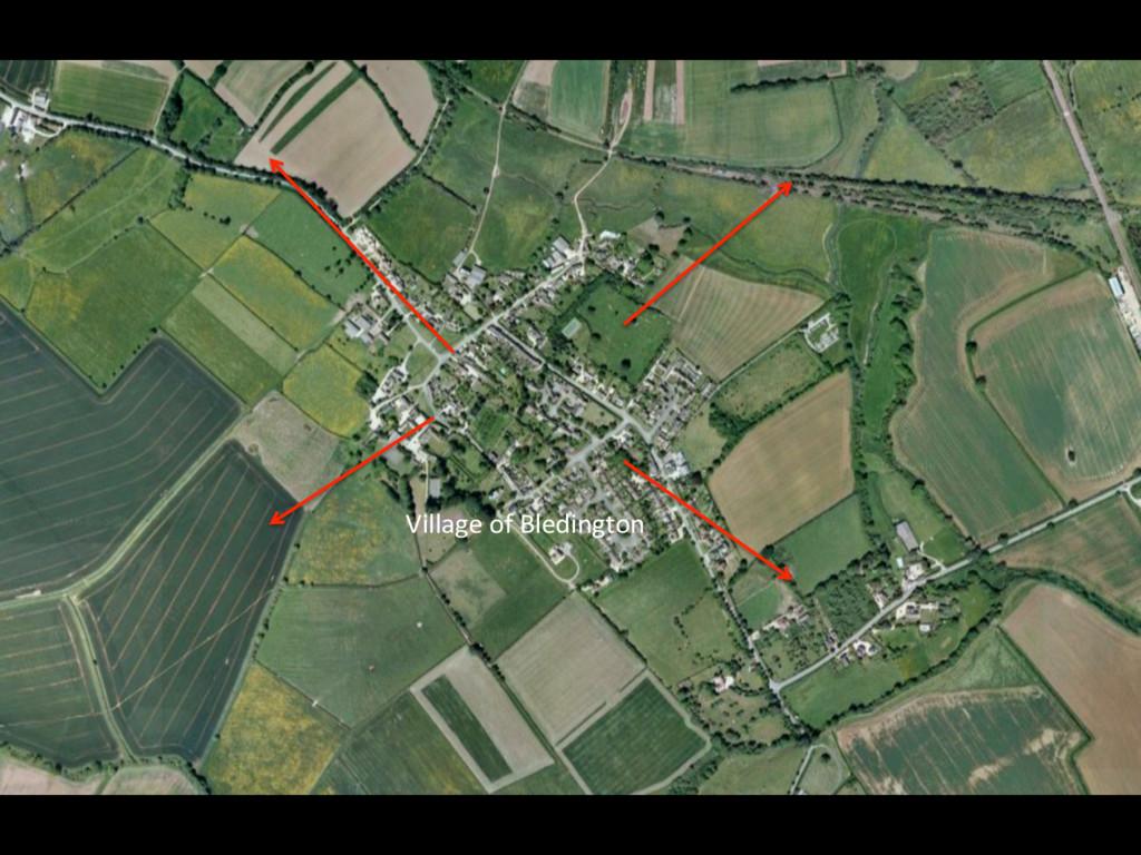 Village of Bledington