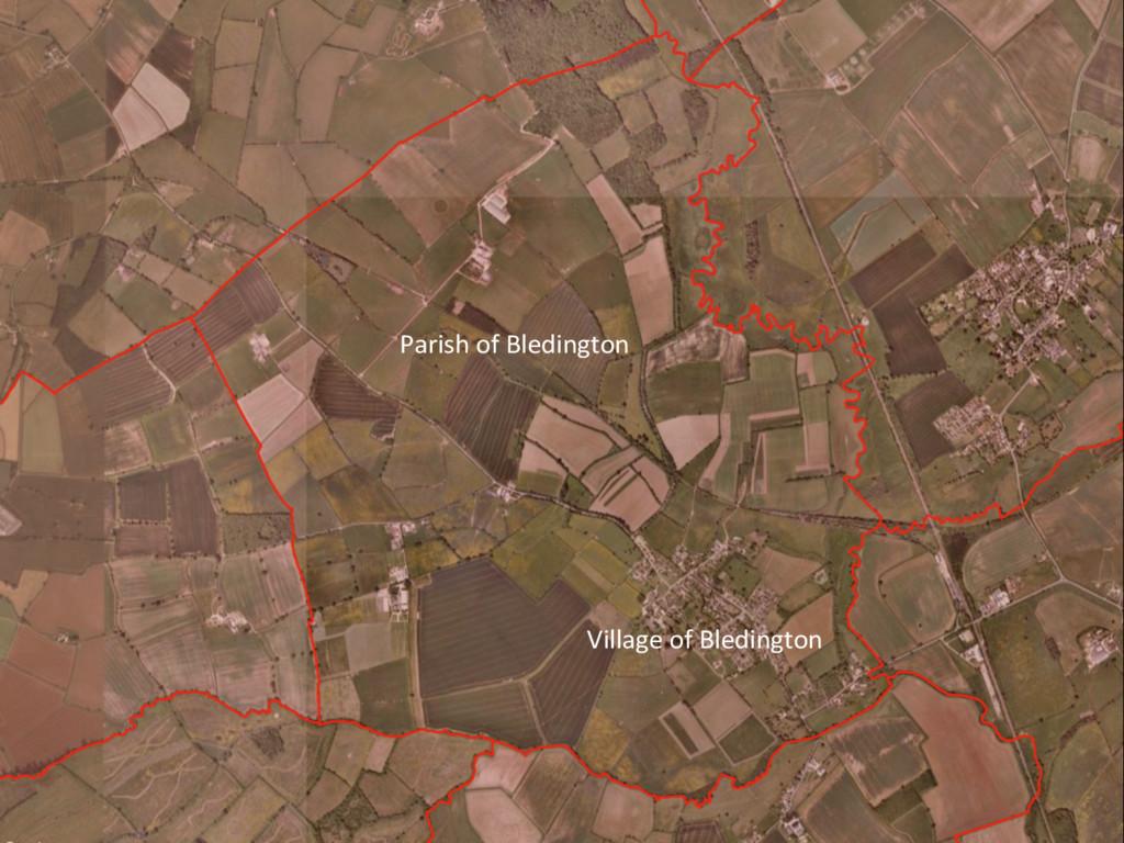 Parish of Bledington  Village of ...