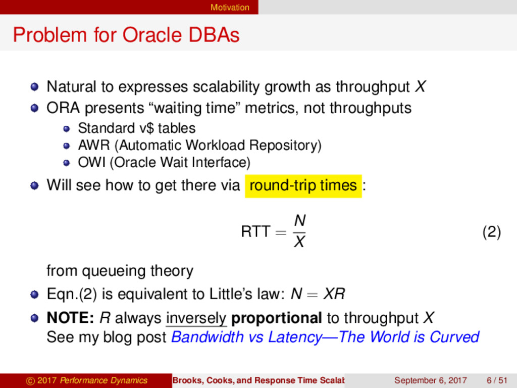 Motivation Problem for Oracle DBAs Natural to e...