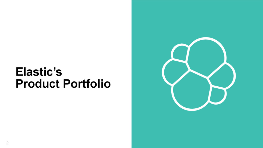 Elastic's Product Portfolio