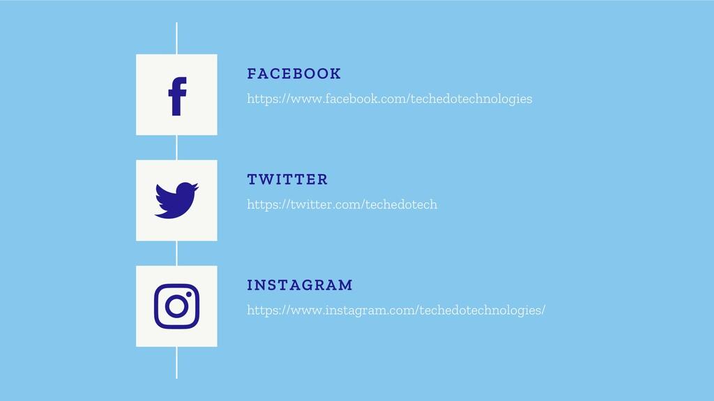 FACEBOOK https://www.facebook.com/techedotechno...
