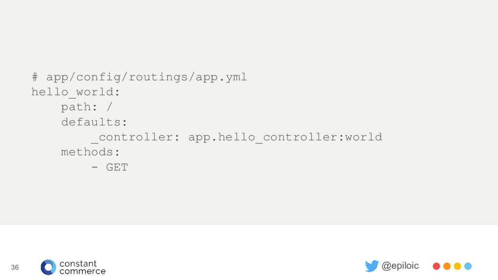 @epiloic 36 # app/config/routings/app.yml hello...
