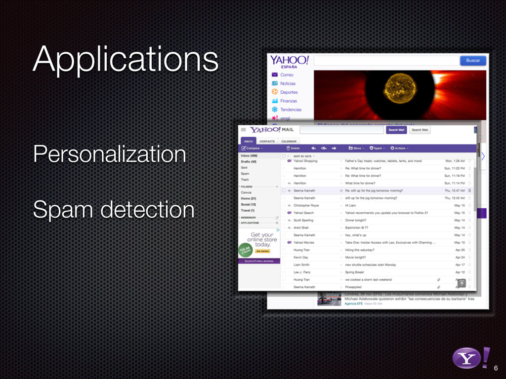 Personalization Spam detection 6 RGB color vers...